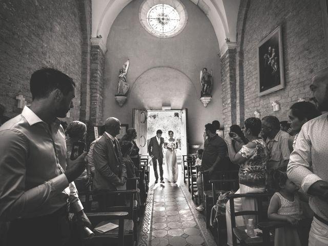 Le mariage de Guillaume et Mélodie à Guzargues, Hérault 14