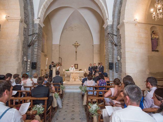 Le mariage de Guillaume et Mélodie à Guzargues, Hérault 15