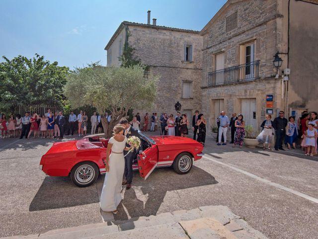 Le mariage de Guillaume et Mélodie à Guzargues, Hérault 12