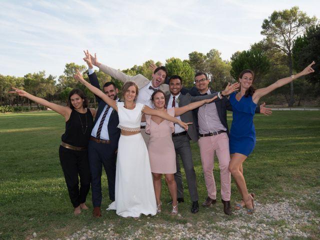 Le mariage de Guillaume et Mélodie à Guzargues, Hérault 35