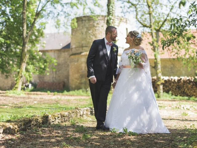 Le mariage de Laurent et Caroline à Neuilly-sous-Clermont, Oise 26