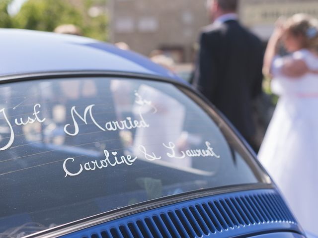 Le mariage de Laurent et Caroline à Neuilly-sous-Clermont, Oise 37