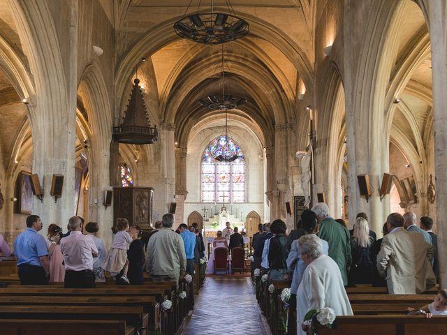 Le mariage de Laurent et Caroline à Neuilly-sous-Clermont, Oise 43