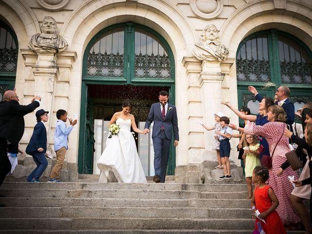 Le mariage de Valentina et Nicolas