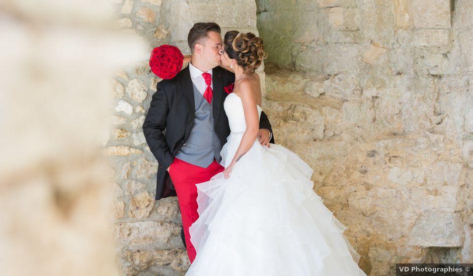 Le mariage de Mickael et Virginie à Hermes, Oise
