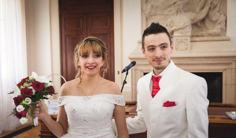 Le mariage de Damien et Radia à Barbey, Seine-et-Marne