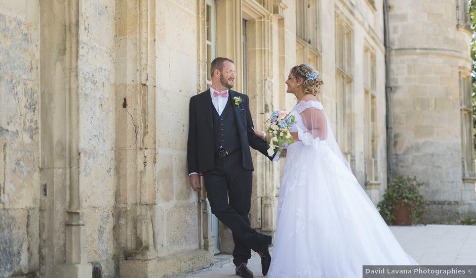 Le mariage de Laurent et Caroline à Neuilly-sous-Clermont, Oise