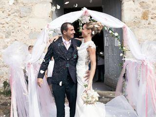 Le mariage de Christelle et Benjamin
