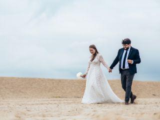 Le mariage de Clémence et Jérôme