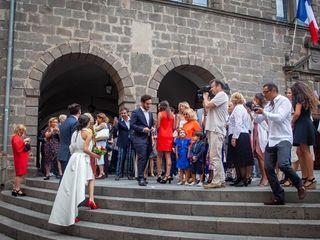 Le mariage de Sarah et Antonin 1