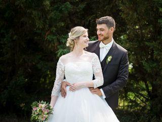 Le mariage de Joanna et Benjamin