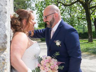 Le mariage de Pascaline et Cédrik