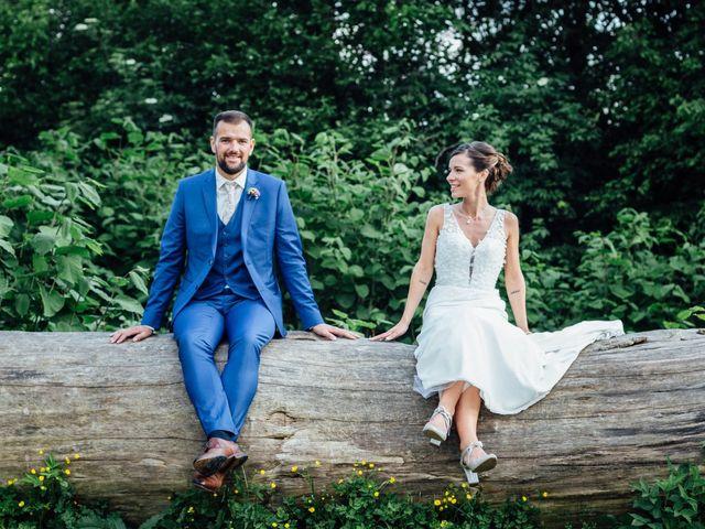 Le mariage de Maëva et Jean-Dominique