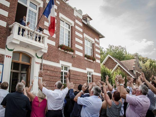 Le mariage de Damien et Dorothée à Marcoing, Nord 25