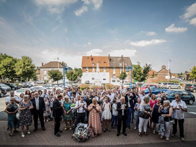 Le mariage de Damien et Dorothée à Marcoing, Nord 27