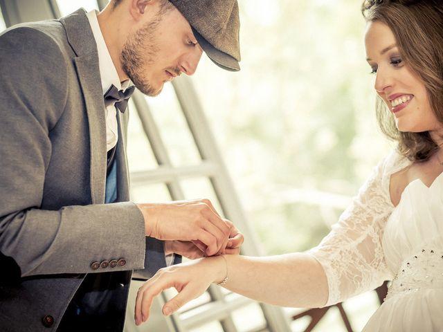Le mariage de Maxime et Anne Laure à Saint-Rémy-la-Vanne, Seine-et-Marne 8