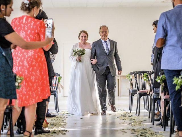 Le mariage de Maxime et Anne Laure à Saint-Rémy-la-Vanne, Seine-et-Marne 13