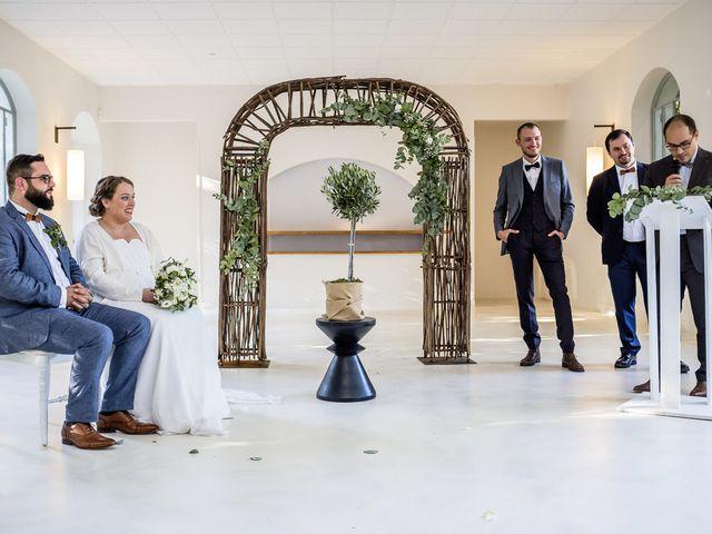 Le mariage de Maxime et Anne Laure à Saint-Rémy-la-Vanne, Seine-et-Marne 14