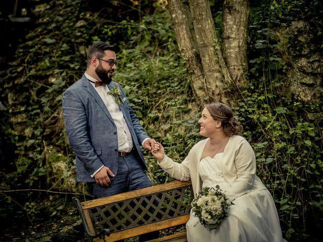 Le mariage de Maxime et Anne Laure à Saint-Rémy-la-Vanne, Seine-et-Marne 19