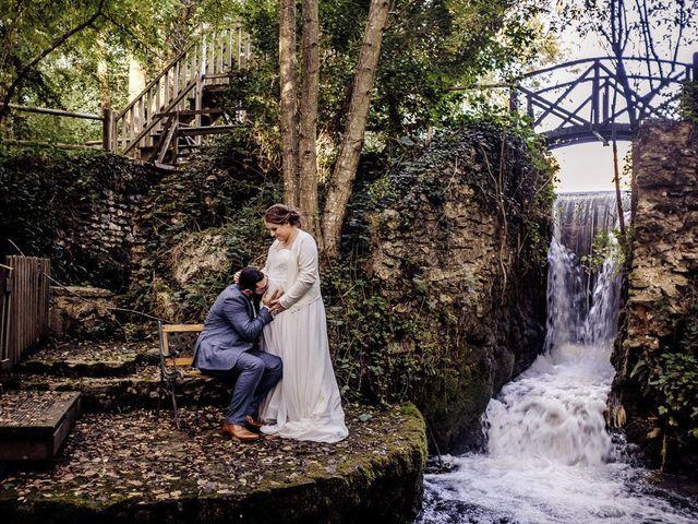 Le mariage de Maxime et Anne Laure à Saint-Rémy-la-Vanne, Seine-et-Marne 20