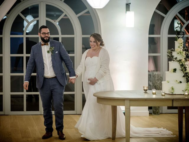 Le mariage de Maxime et Anne Laure à Saint-Rémy-la-Vanne, Seine-et-Marne 24