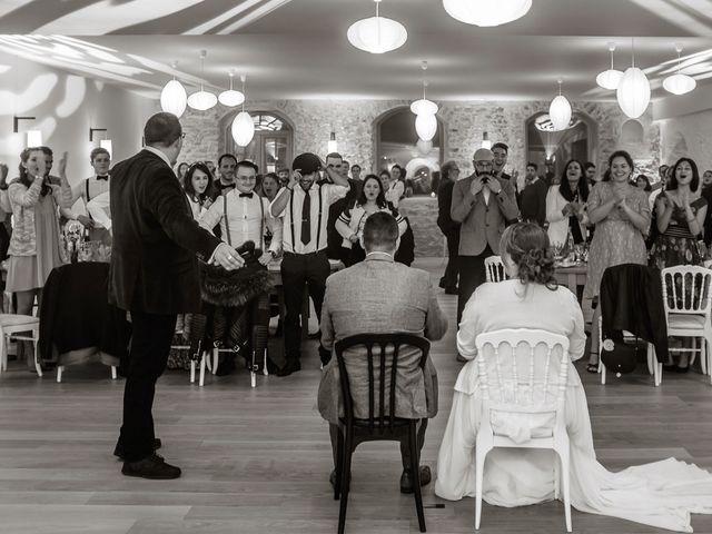 Le mariage de Maxime et Anne Laure à Saint-Rémy-la-Vanne, Seine-et-Marne 25