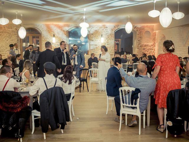 Le mariage de Maxime et Anne Laure à Saint-Rémy-la-Vanne, Seine-et-Marne 27