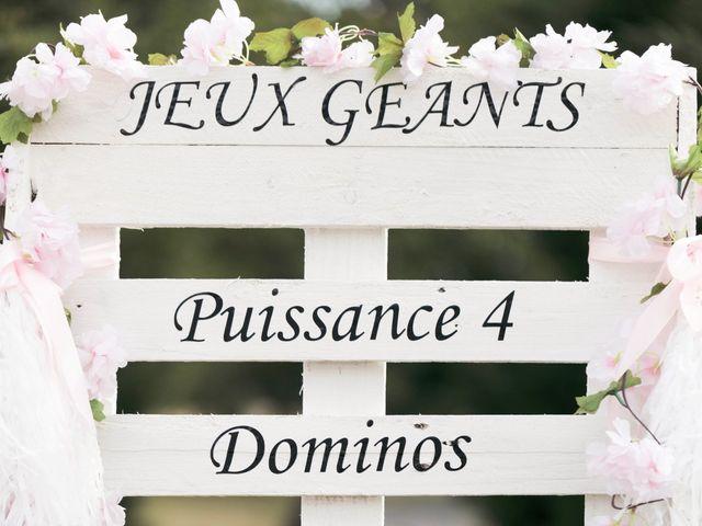 Le mariage de Benjamin et Christelle à La Chapelle-Gauthier, Seine-et-Marne 35