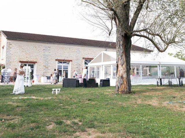 Le mariage de Benjamin et Christelle à La Chapelle-Gauthier, Seine-et-Marne 37
