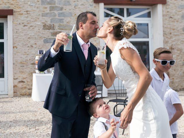 Le mariage de Benjamin et Christelle à La Chapelle-Gauthier, Seine-et-Marne 42
