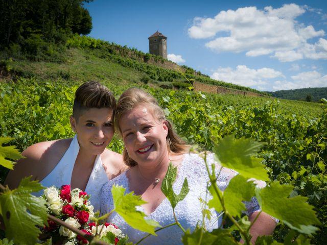 Le mariage de Barbara et Emma à Arbois, Jura 8