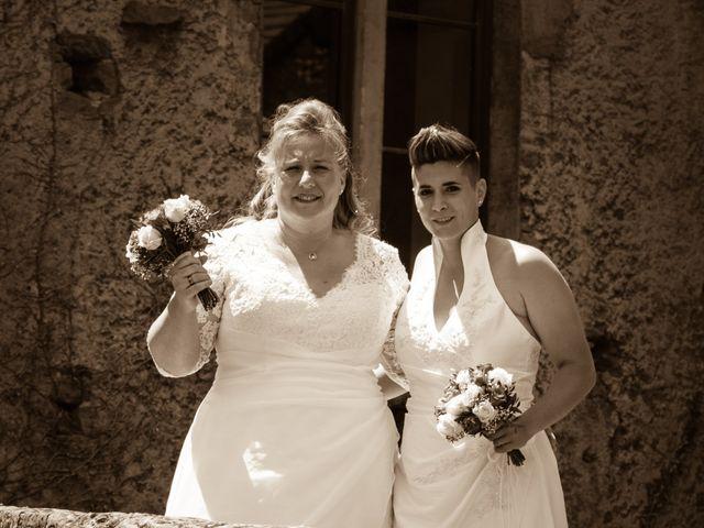 Le mariage de Barbara et Emma à Arbois, Jura 27