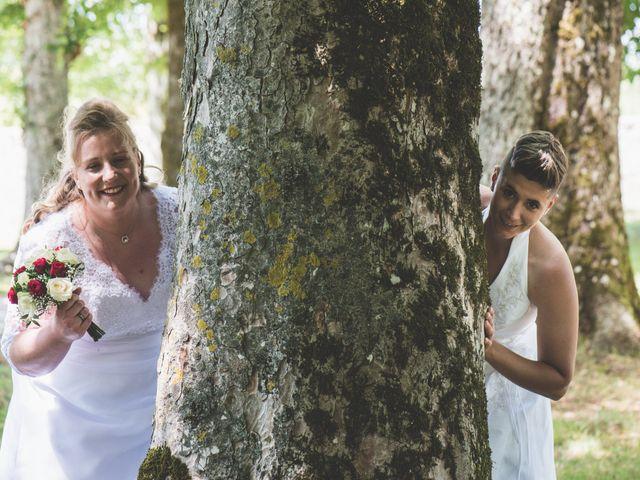 Le mariage de Barbara et Emma à Arbois, Jura 28