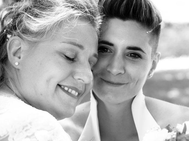 Le mariage de Emma et Barbara
