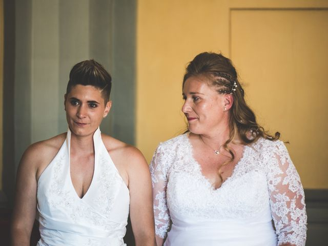 Le mariage de Barbara et Emma à Arbois, Jura 31