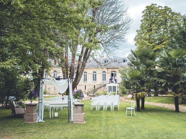 Le mariage de Sebastien et Jessie à Bordeaux, Gironde 2