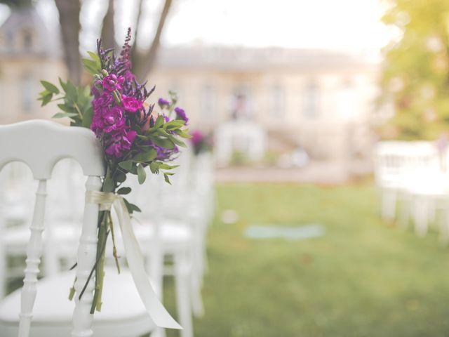 Le mariage de Sebastien et Jessie à Bordeaux, Gironde 4