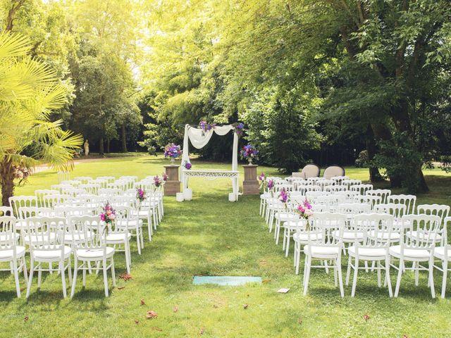 Le mariage de Sebastien et Jessie à Bordeaux, Gironde 6