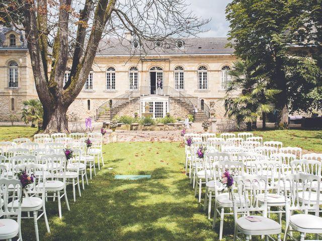 Le mariage de Sebastien et Jessie à Bordeaux, Gironde 9
