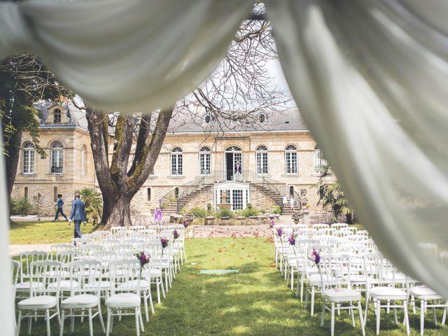 Le mariage de Sebastien et Jessie à Bordeaux, Gironde 10