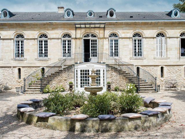 Le mariage de Sebastien et Jessie à Bordeaux, Gironde 15