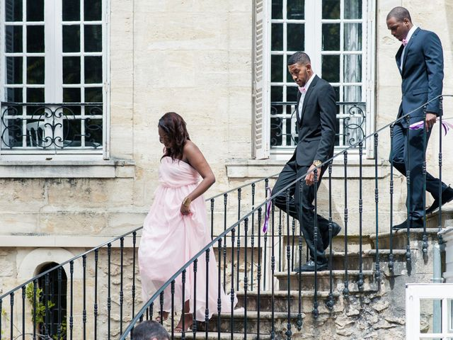Le mariage de Sebastien et Jessie à Bordeaux, Gironde 24