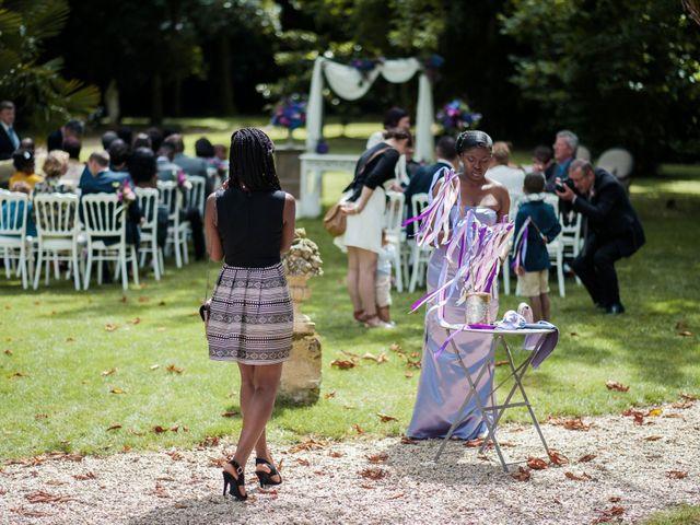Le mariage de Sebastien et Jessie à Bordeaux, Gironde 25