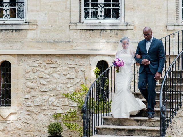 Le mariage de Sebastien et Jessie à Bordeaux, Gironde 32