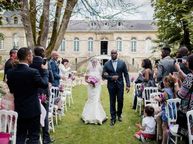 Le mariage de Sebastien et Jessie à Bordeaux, Gironde 33
