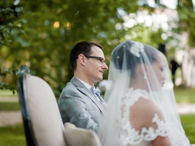 Le mariage de Sebastien et Jessie à Bordeaux, Gironde 51