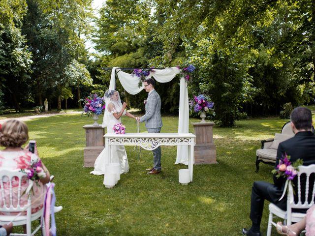 Le mariage de Sebastien et Jessie à Bordeaux, Gironde 61