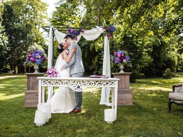 Le mariage de Sebastien et Jessie à Bordeaux, Gironde 64