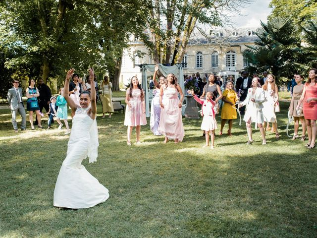 Le mariage de Sebastien et Jessie à Bordeaux, Gironde 85