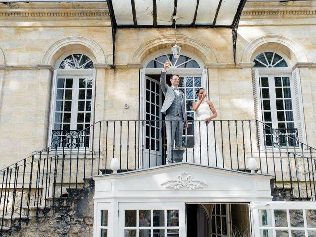 Le mariage de Sebastien et Jessie à Bordeaux, Gironde 91